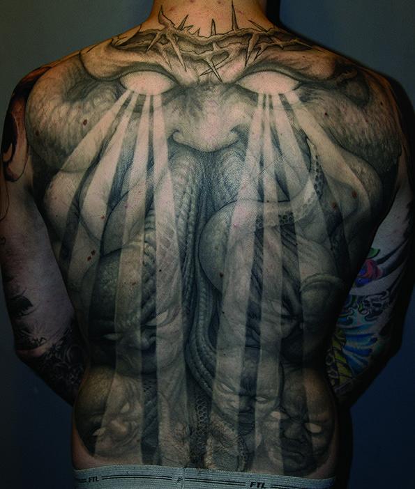 tattoo trauma